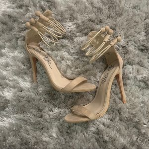 So Me Nude Shoes